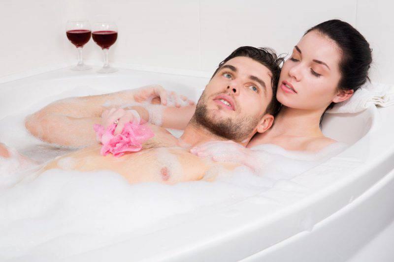 bagno di coppia