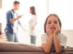 litigi in famiglia