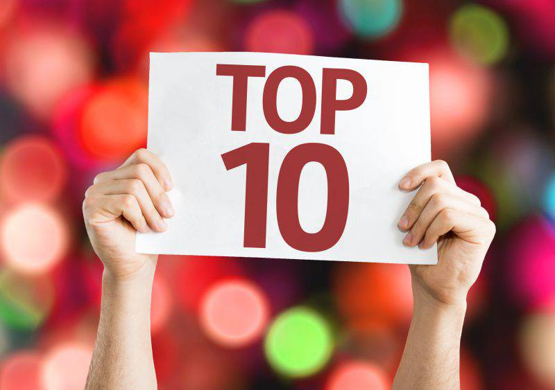 top 10 dei film