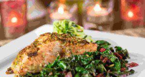 ricetta salmone