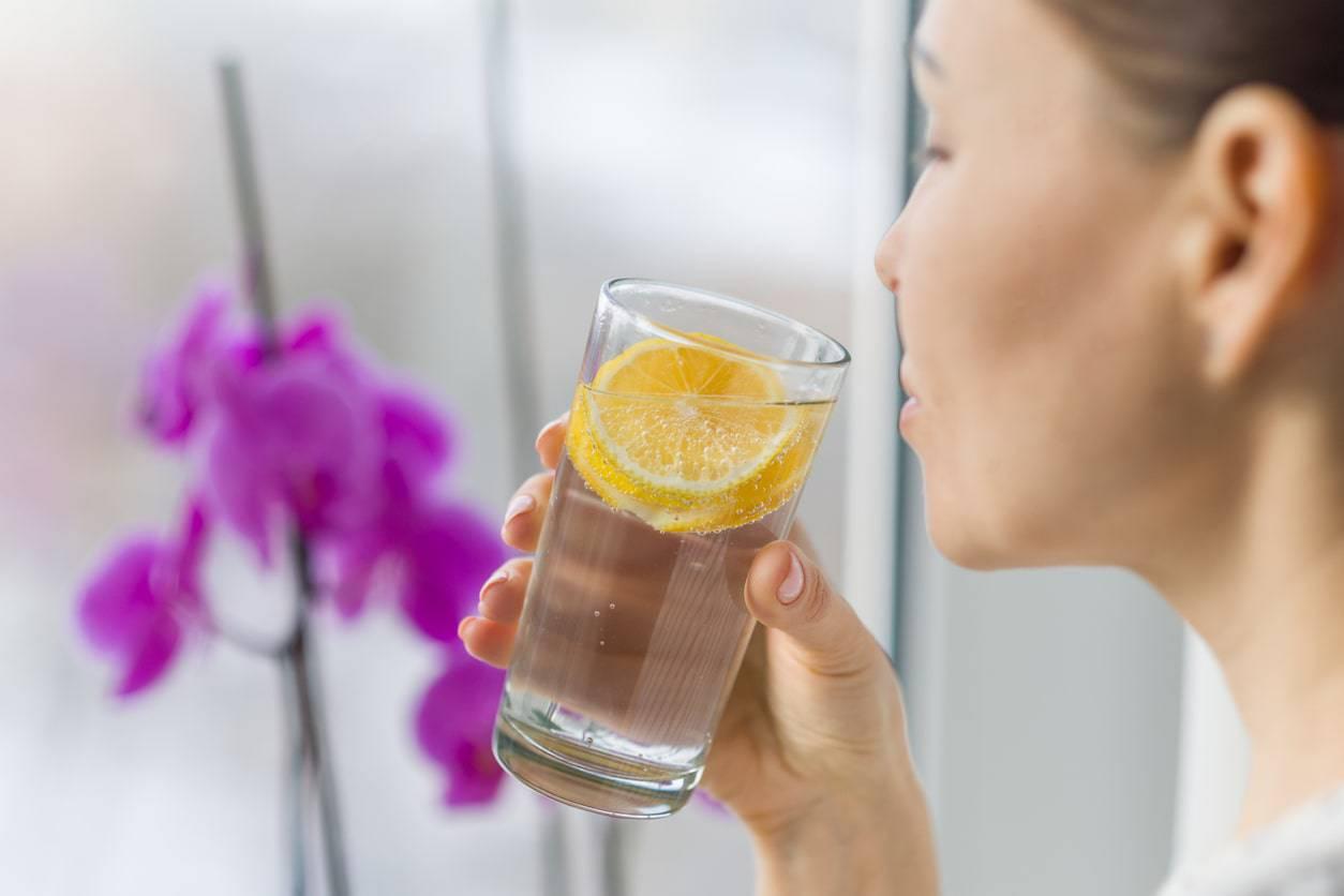 bevande dimagranti al limone