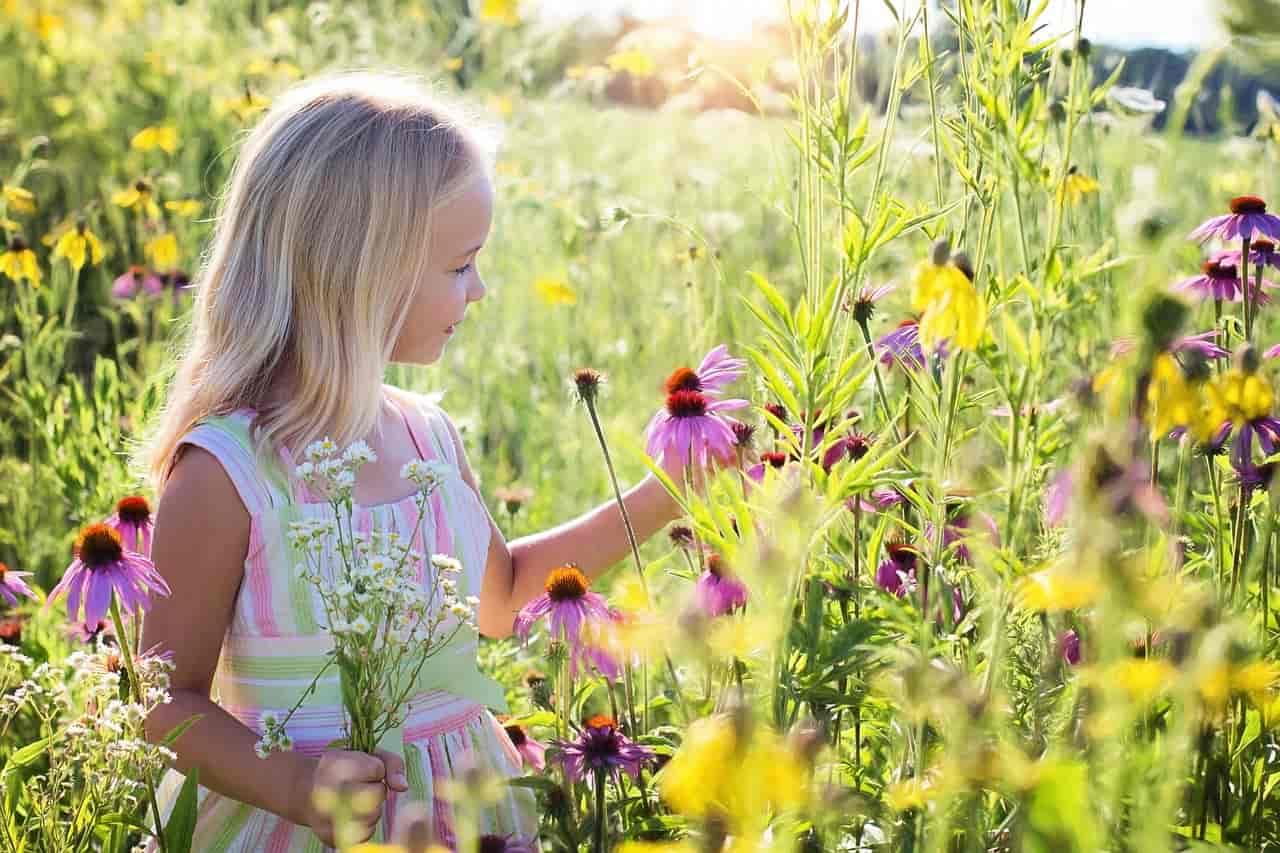 20 nomi per bambine corti e meravigliosi
