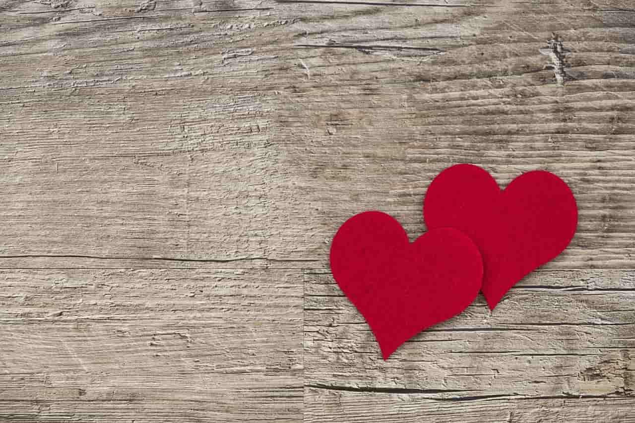 Come realizzare un portafoto per San Valentino