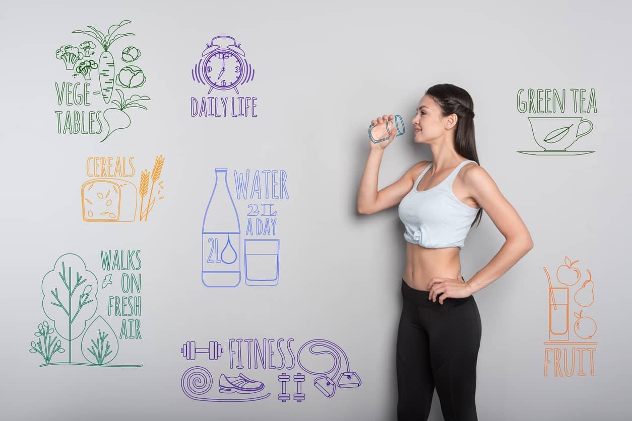 metabolismo, stress e alimentazione sana