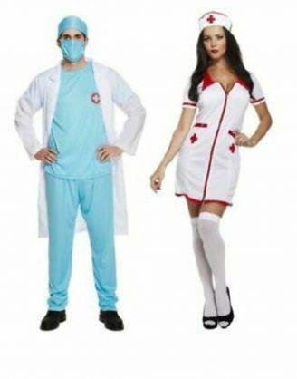 coppia dottore infermiera