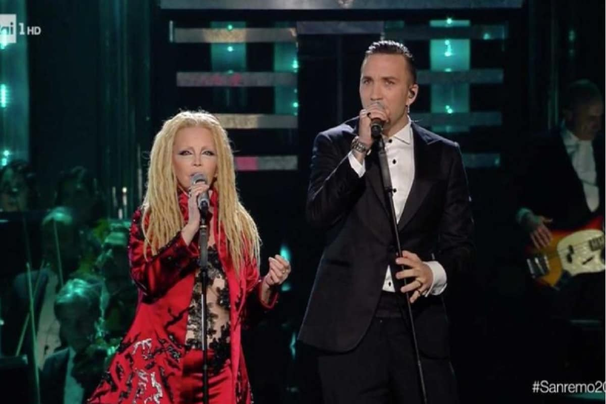 sanremo 2019 patty pravo e briga