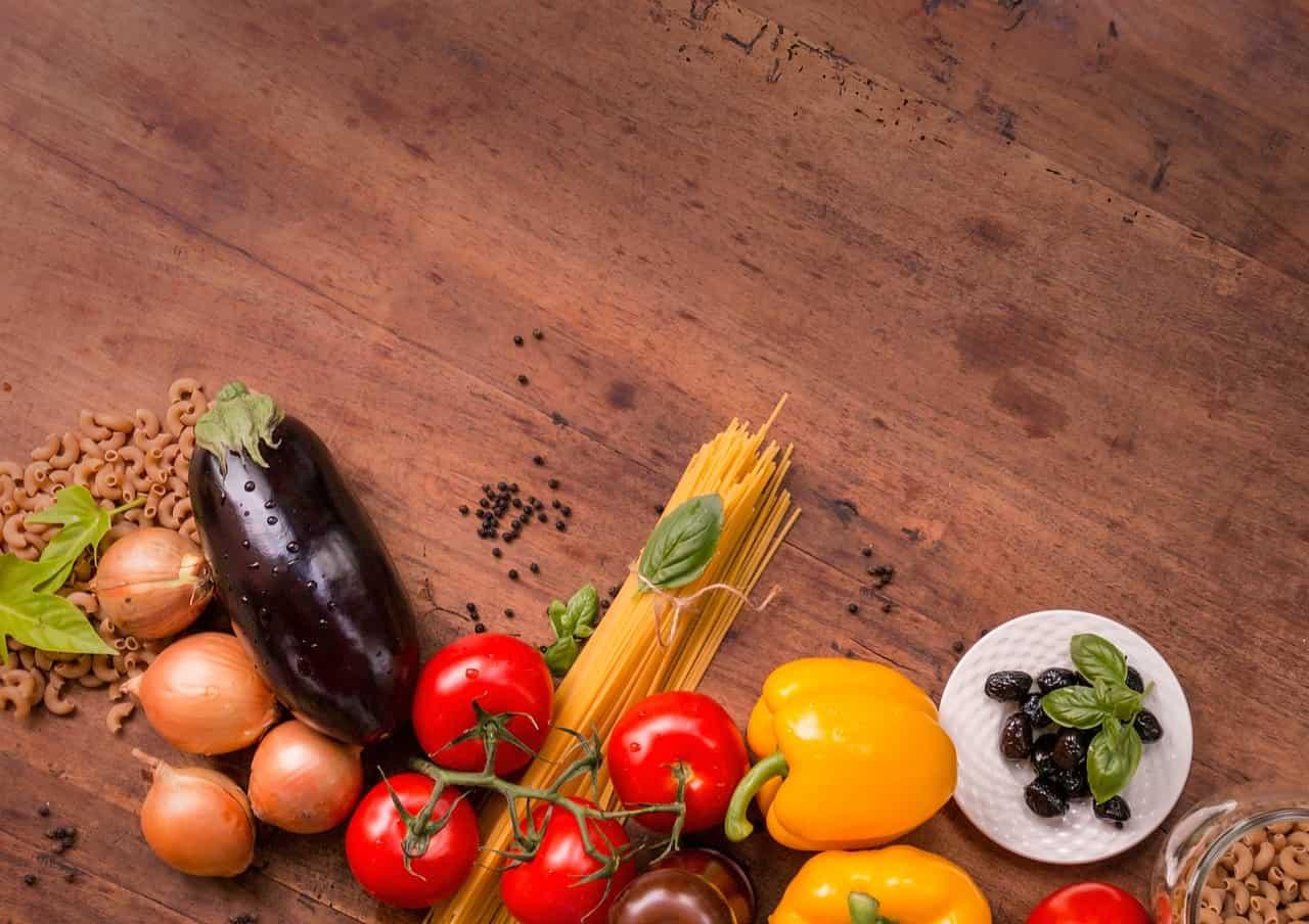 Cosa cucino oggi? ll menu completo di pranzo e cena anche vegetariano