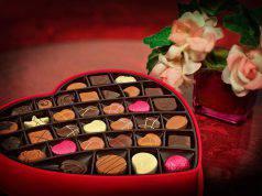 San Valentino: scatola e cioccolato personalizzato