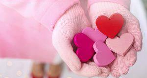 San Valentino, come realizzare una card 'Cuore in volo'