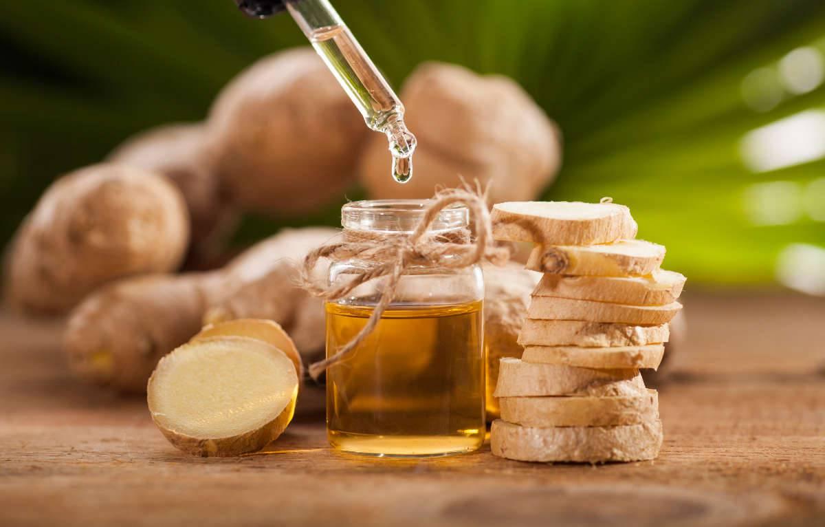 zenzero e olio d'oliva contro i dolori