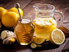 Zenzero, limone e miele elisir