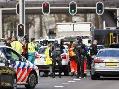 sparatoria Utrecht polizia