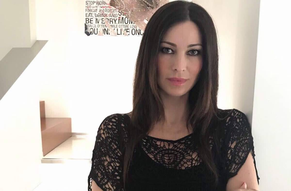 Manuela Arcuri sull'ares gate