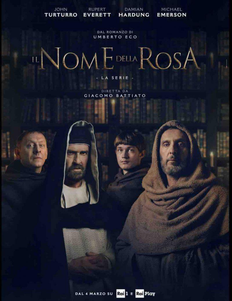 Il Nome Della Rosa serie tv cast