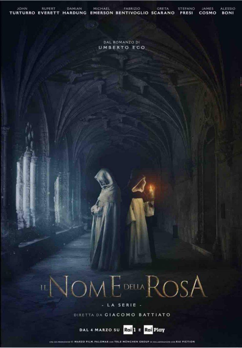 Il Nome Della Rosa serie tv puntate