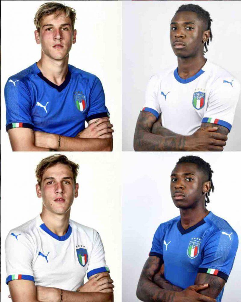 nazionale italiana formazione