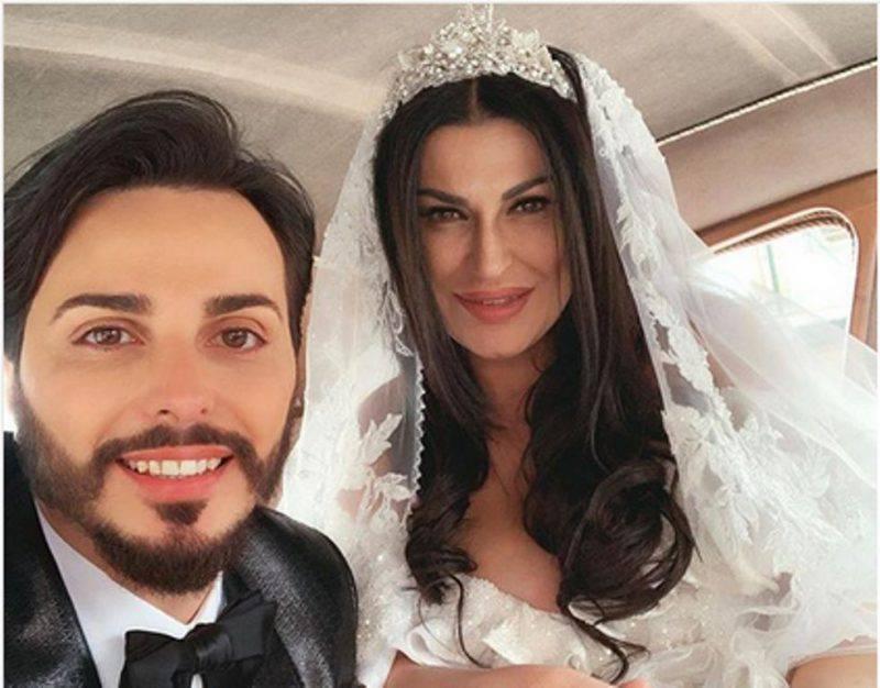 Matrimonio di Tony Colombo e Tina Rispoli, ora indaga la procura di Napoli