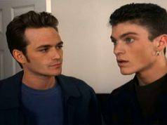 brian austin green e luke perry-