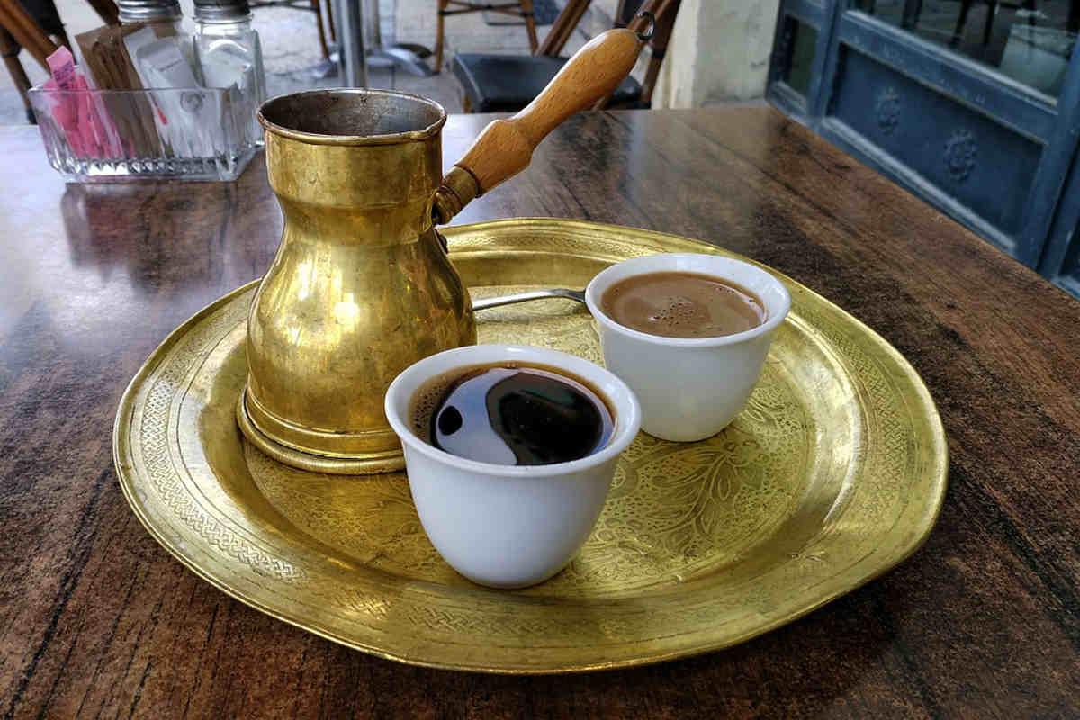 caffè con zenzero