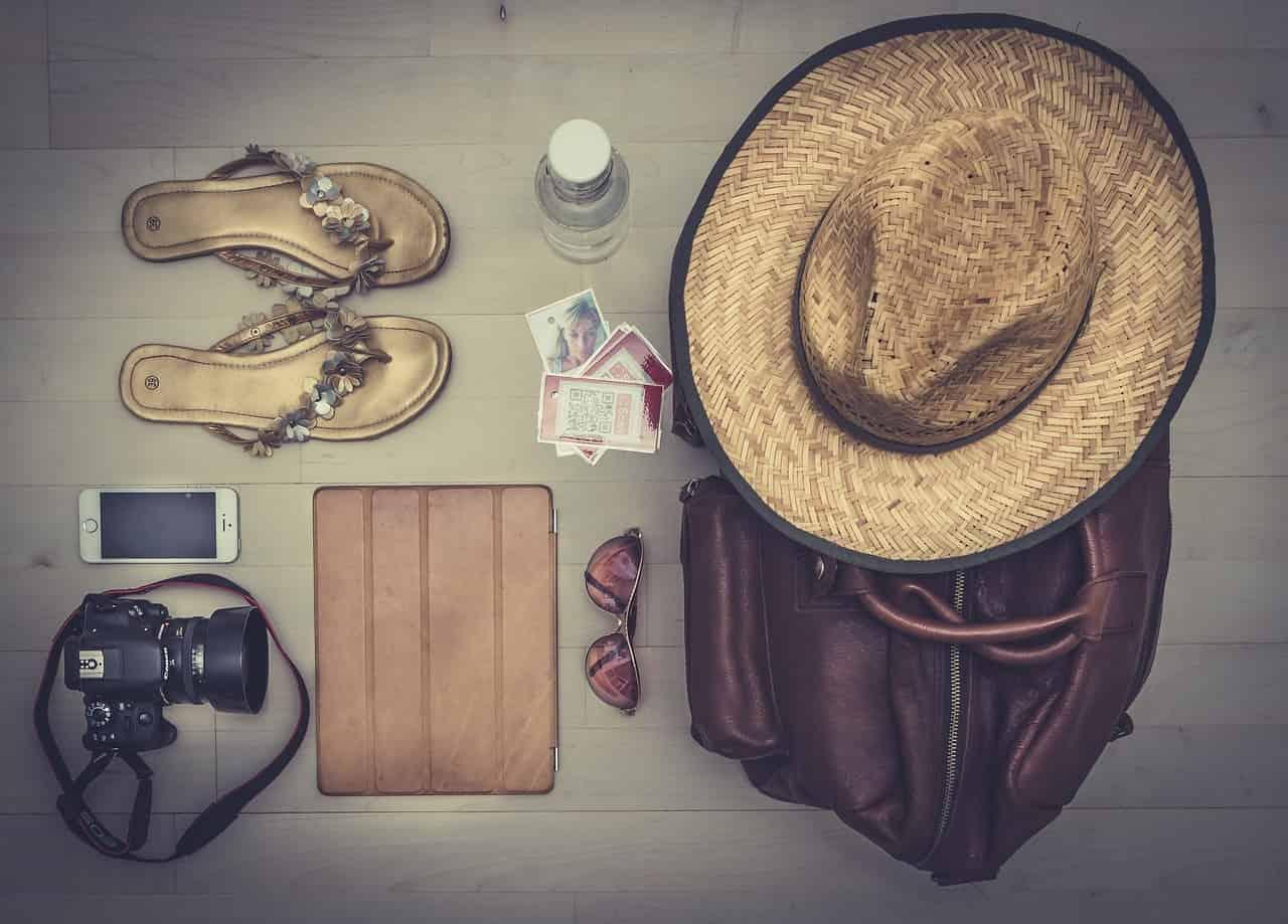 viaggiare valigia consigli