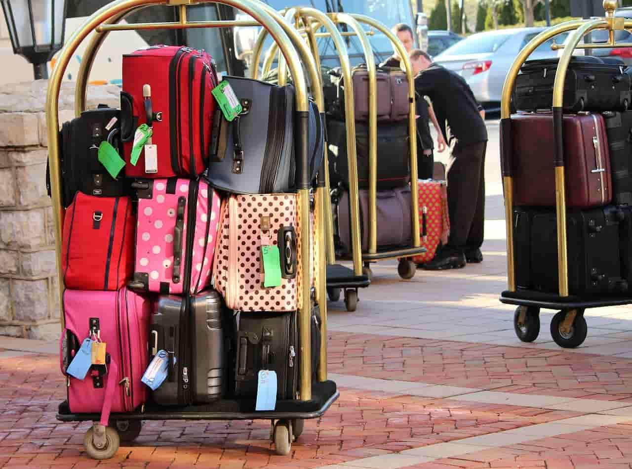 consigli valigia bagagli