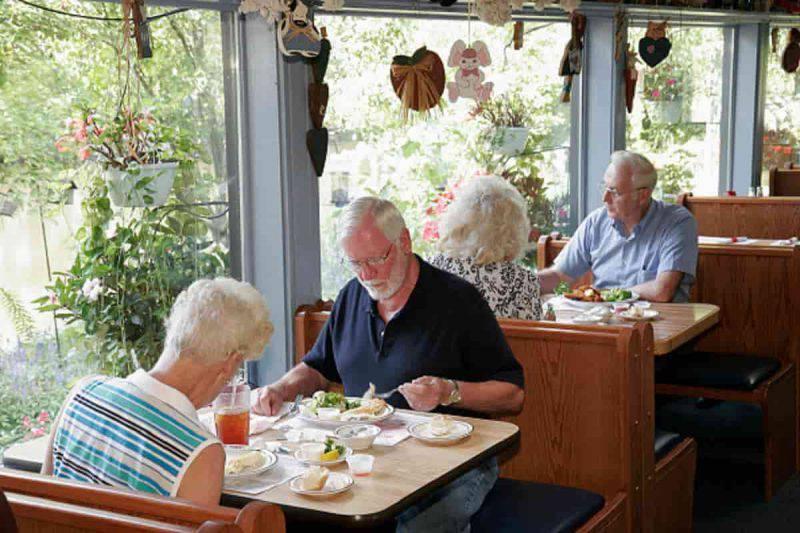 dieta per persone con più di 60 anni