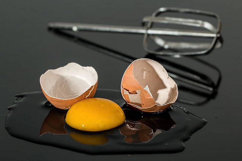 Cosa cucino oggi? Il menu completo per pranzo e cena con le uova