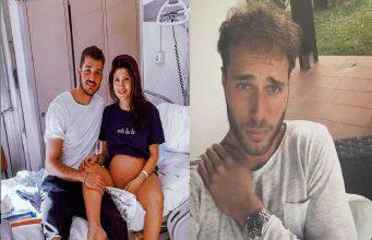 Giorgia Lucini mamma: il messaggio dell'ex fidanzato Manfredi, video