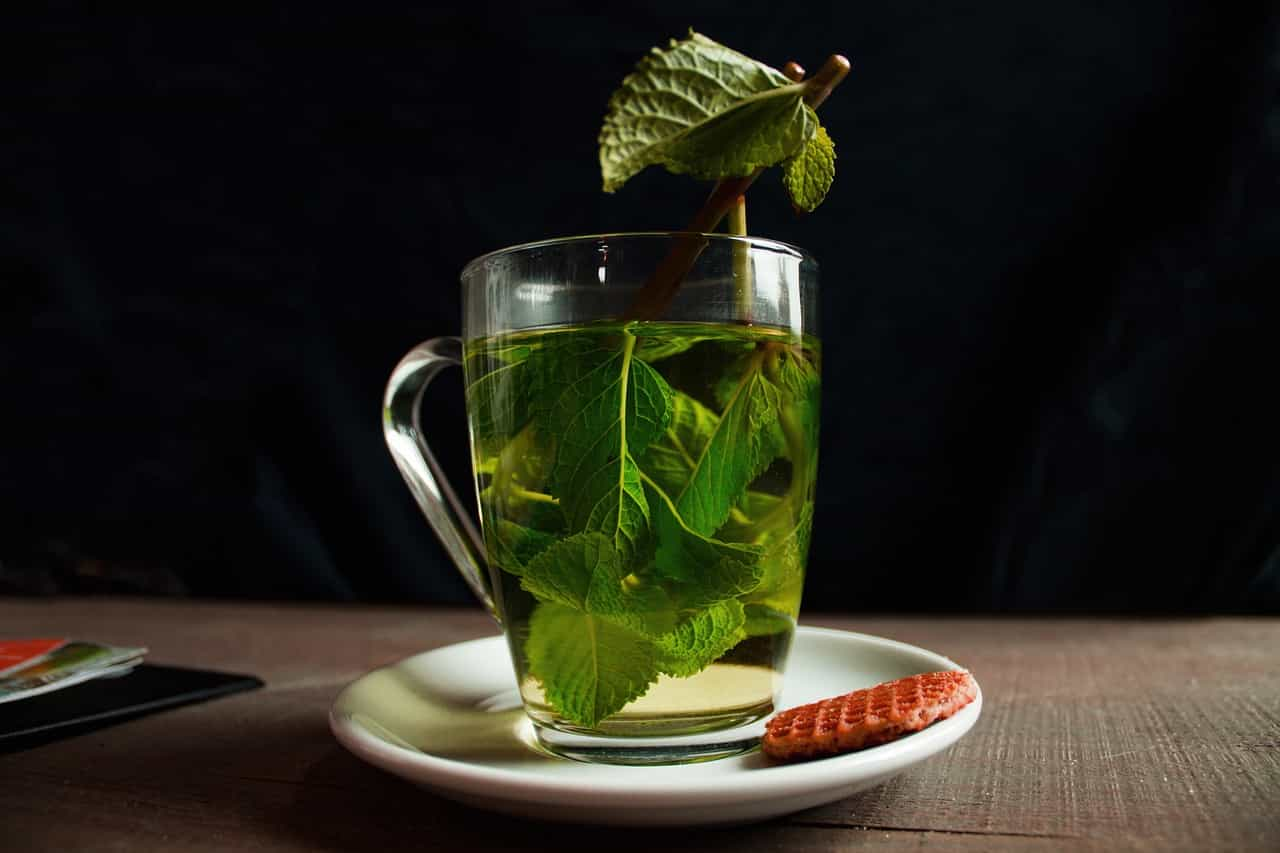 proprietà del tè verde