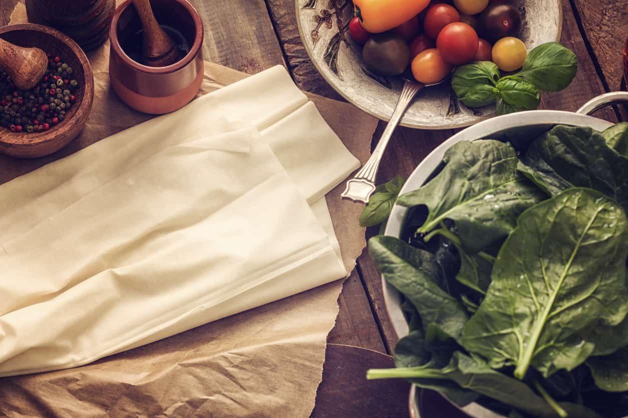 Cosa cucino oggi? Il menu completo per pranzo e cena con la pasta sfoglia