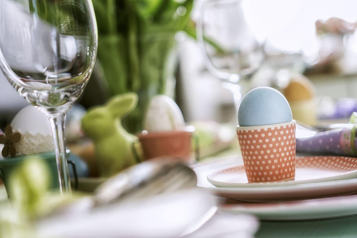 Pranzo di Pasqua 2019: il menu senza glutine