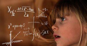 intelligenza matematica bimbo