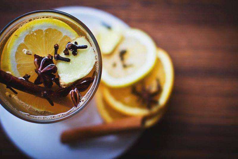 tè alla mela e cannella per dimagrire