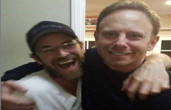 Luke Perry: il toccante ricordo di Ian Ziering, Steve di Beverly Hills 90210