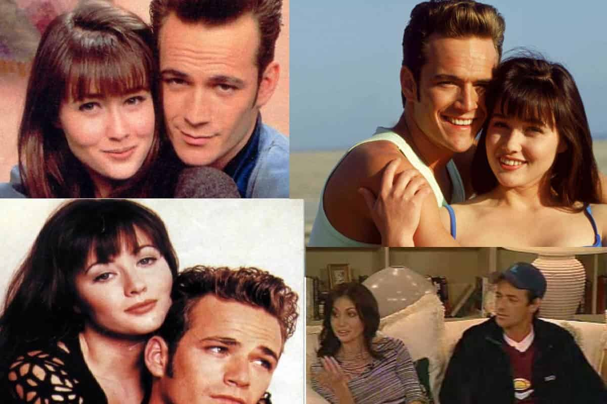 luke perry messaggio shannon doherty