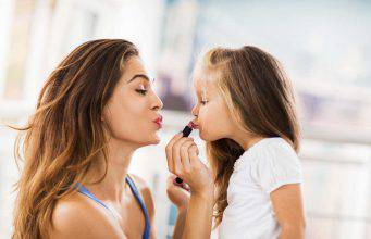 consigli di bellezza della mamma