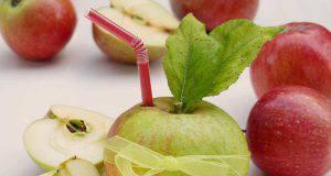 Succo di mela benefici