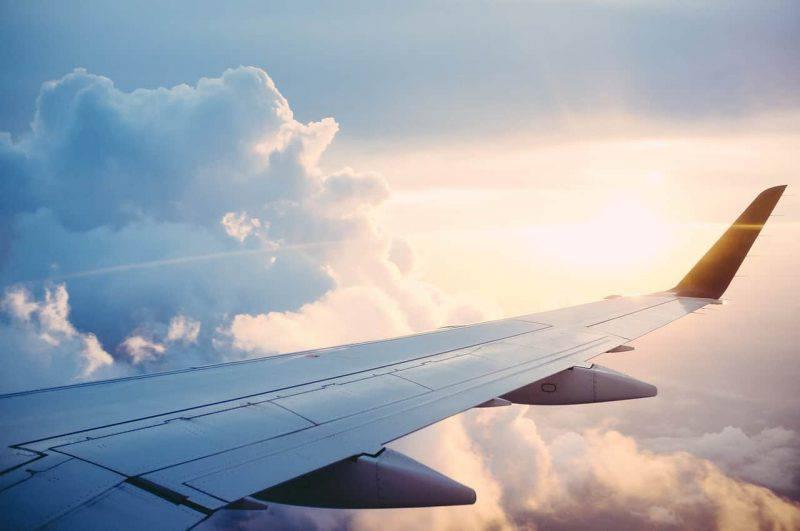 consigli su come pianificare un viaggio in aereo