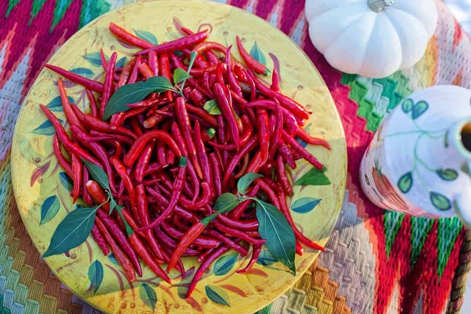 rimedi naturali peperoncino di cayenna