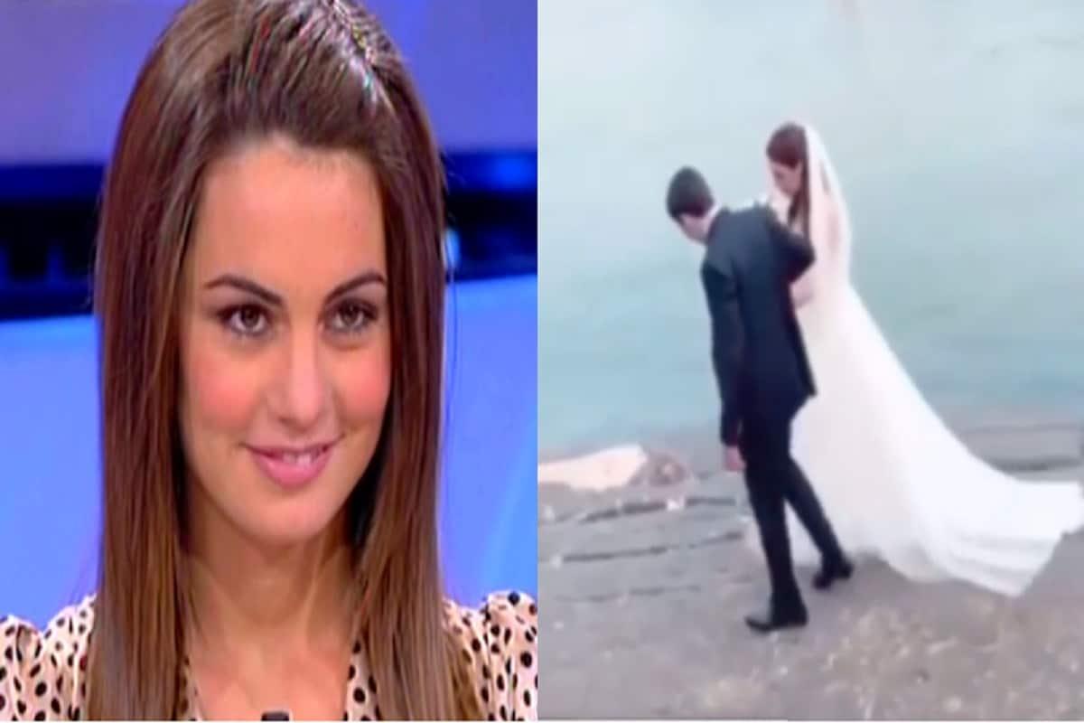 Paola-Frizziero si è sposata-