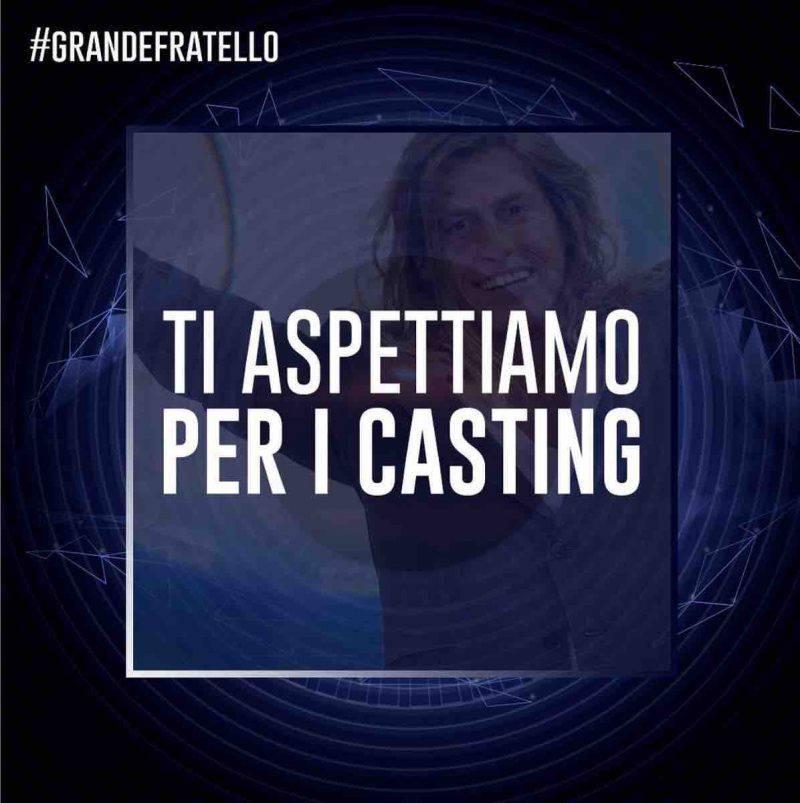 grande fratello 2019 cast