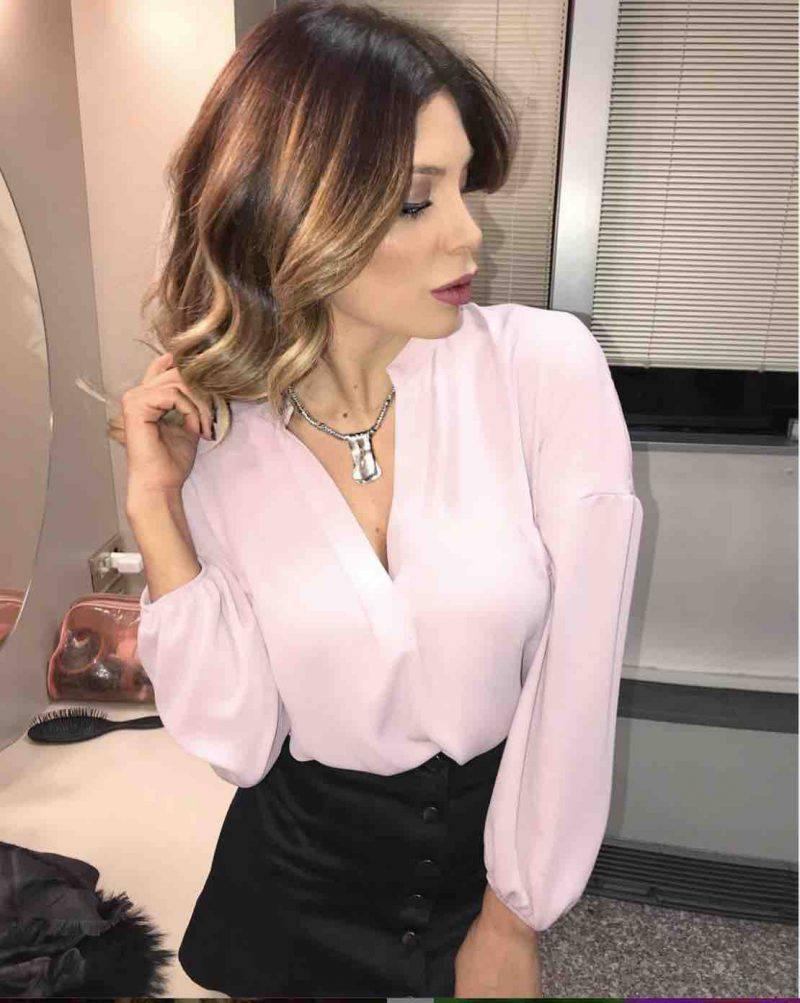 Paola Caruso naso