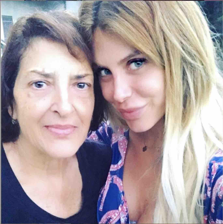 Paola Caruso genitori