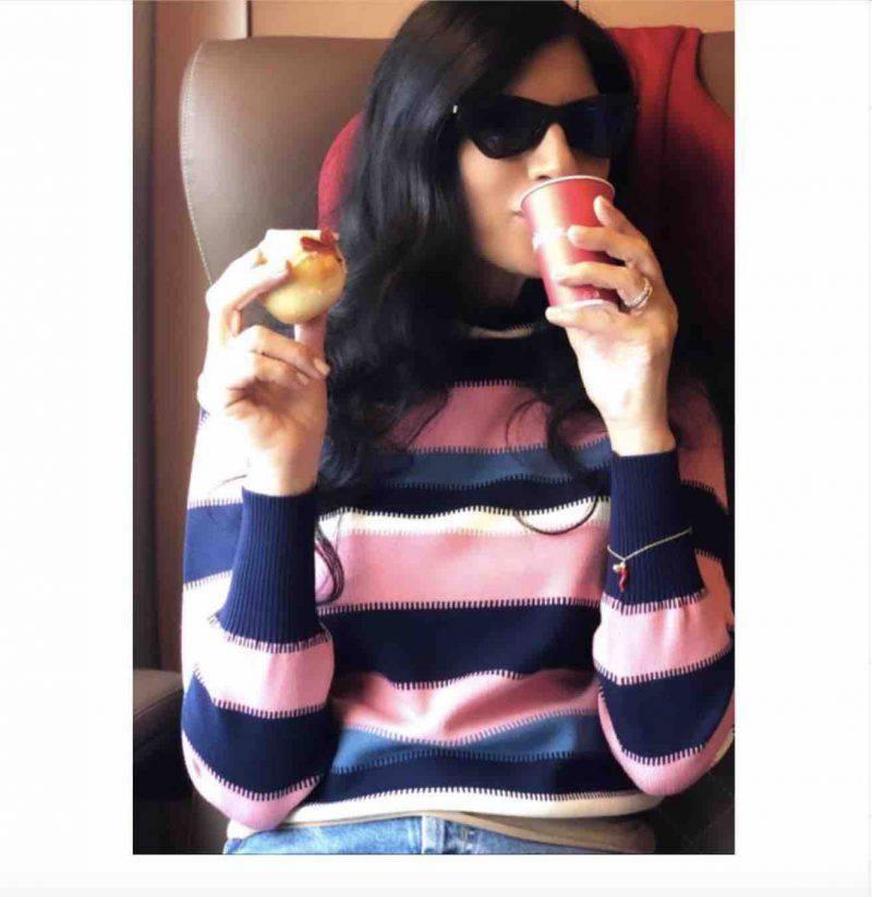 Pamela Prati dieta