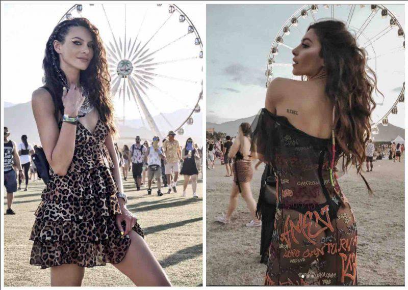 Paola Turani e Ludovica Valli Coachella