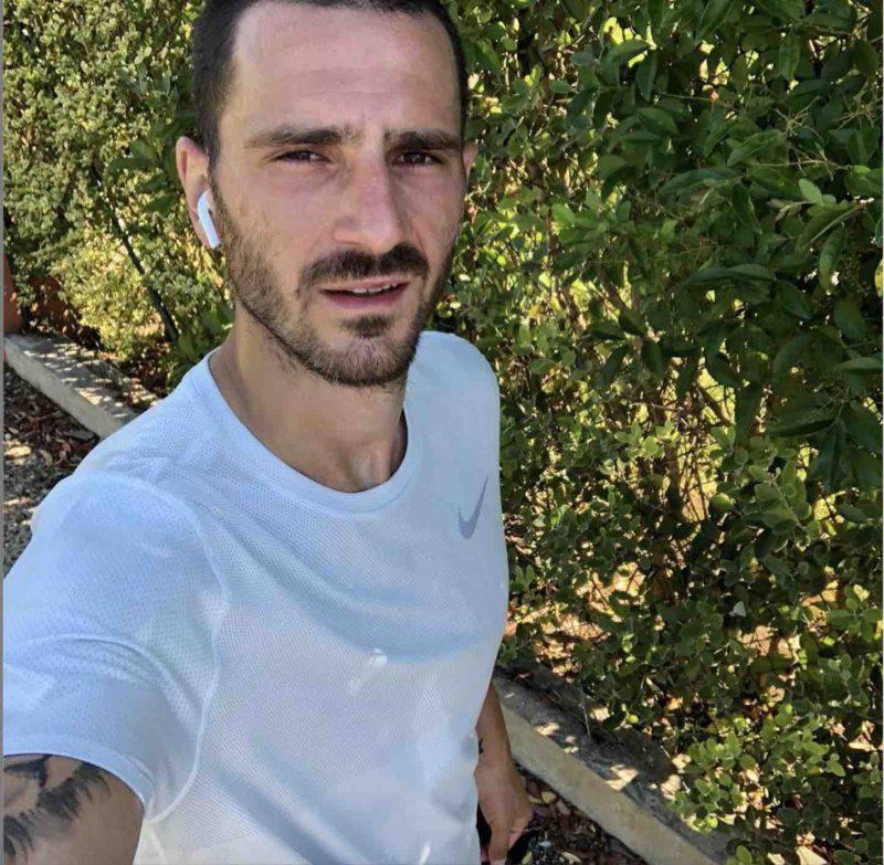 Leonardo Bonucci instgram