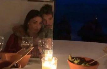 Belen e Stefano: notte d'amore in Marocco, video
