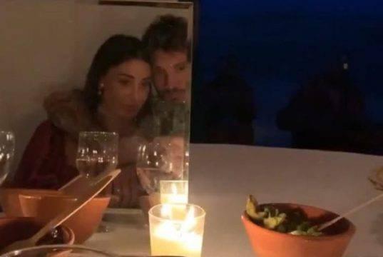 belen rodriguez e stefano de martino selfue di coppia in marocco