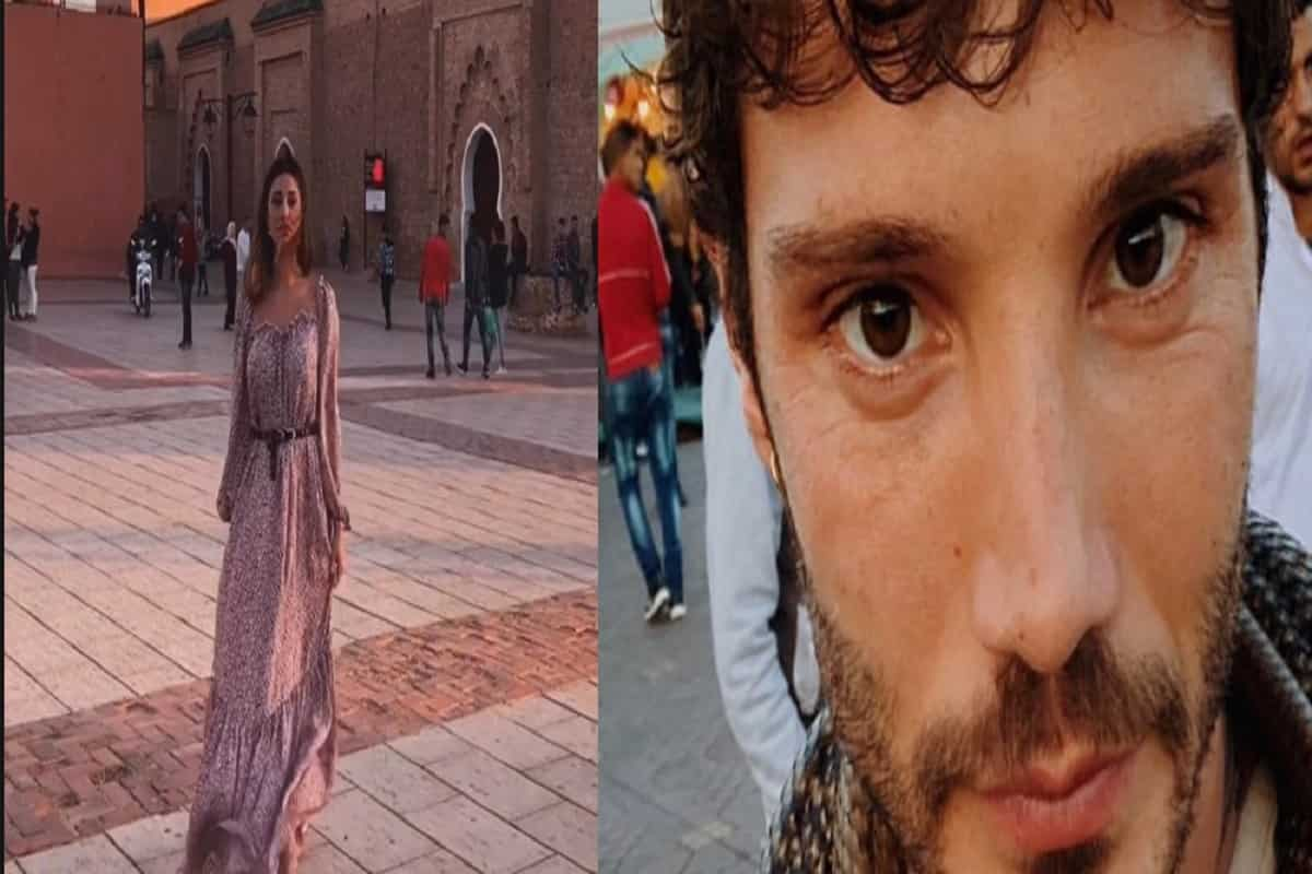 belen e stefano fuga d'amore in marocco