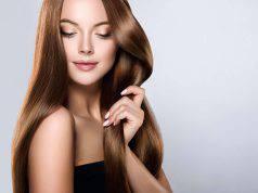 capelli lucidi con rimedi naturali